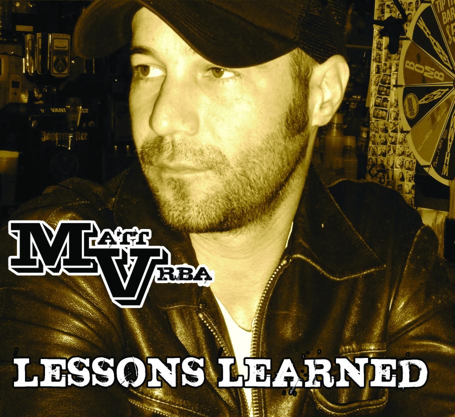 MATT VRBA  CD cover
